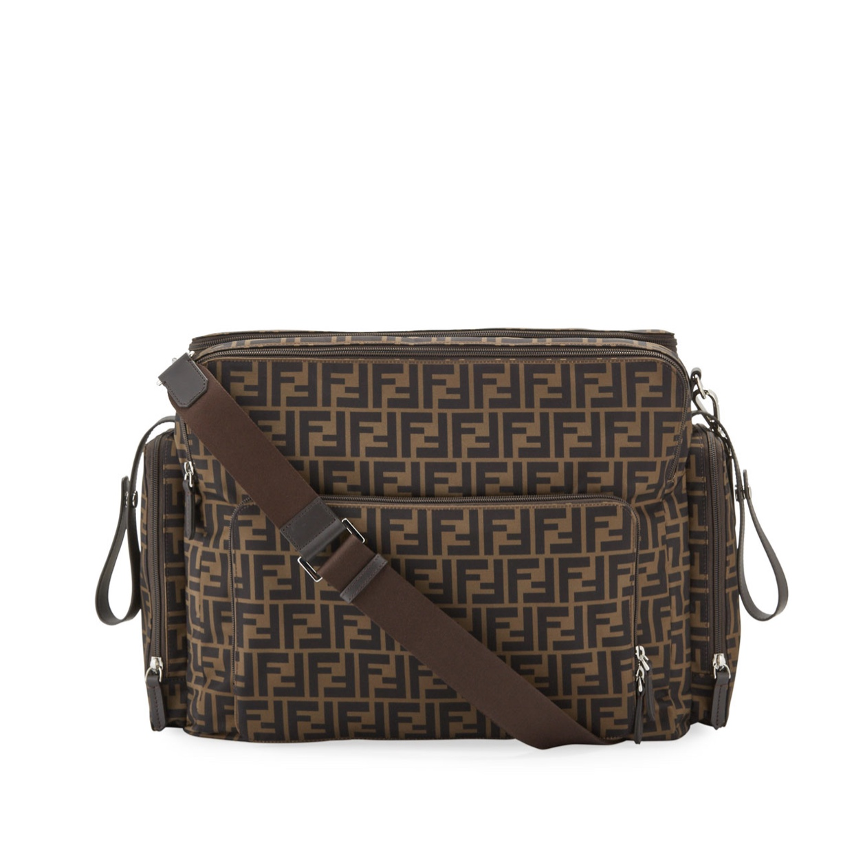 FENDI FF Logo Diaper Bag
