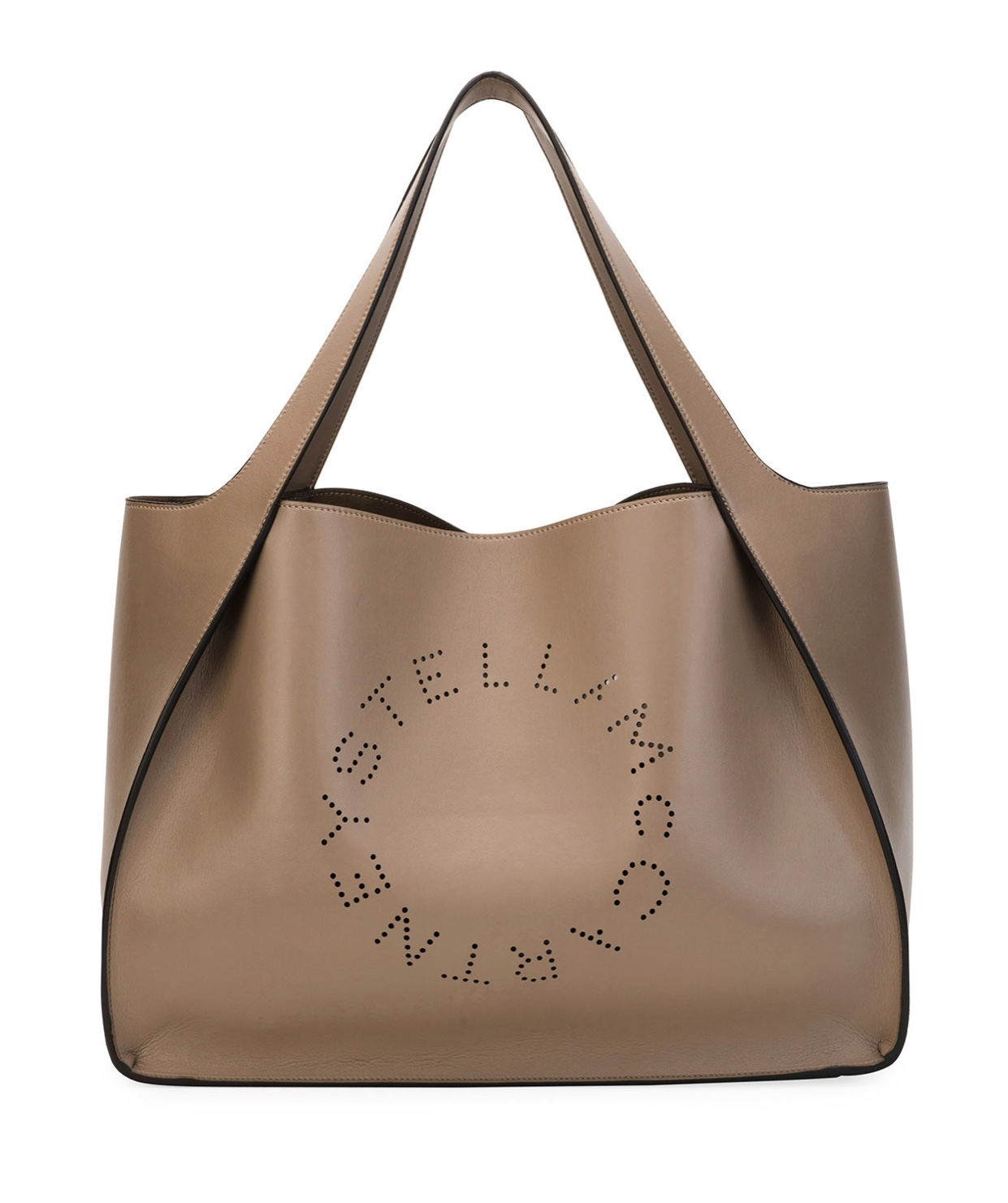 Stella McCartney Alter East West Perforated Tote Bag